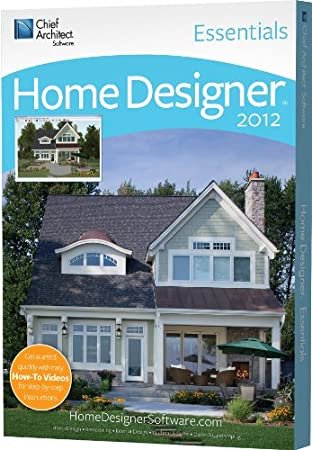 Home Designer Essentials 2012 [Old Version]