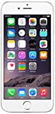 Apple iPhone 6 Smartphone (11,9 cm (4,7 Zoll) Retina HD Display, M8 Motion Coprozessor, 8-Megapixel iSight Kamera, 1080p, 16GB interner Speicher, Nano-SIM, iOS 8) silber