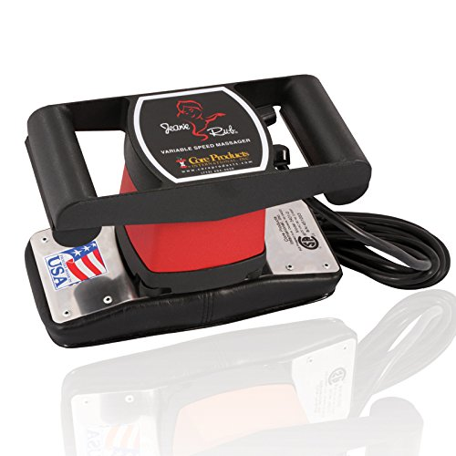 Jeanie Rub Massager - Variable Speed PRO-3401