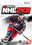 NHL 2K9 (Fr/Eng manual) - Wii
