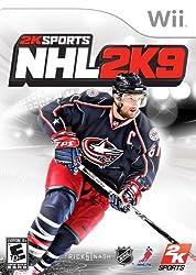 NHL 2K9 - Nintendo Wii