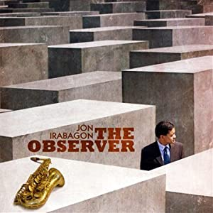 Jon Irabagon - The Observer cover