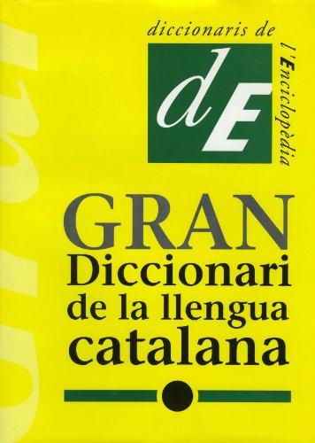 Gran Diccionari de la Llengua Catalana