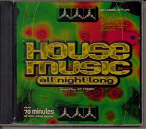 Various artists house music all night long for House music all night long