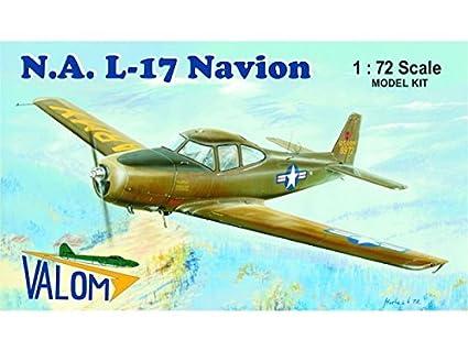 Nord-américaine L-17A Navion (guerre de Corée) avec 2 options de décalque, les deux avions dénotant de Division d'infanterie 79e