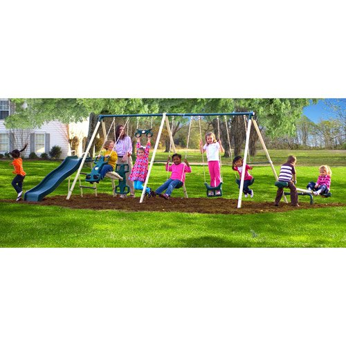 Best Swing Sets Swing Set Safety Ratings Reviews Amp Tips