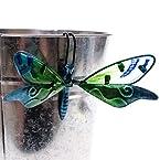 Green Dragonfly Pot Hanger