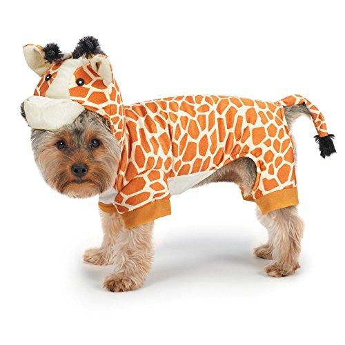 Zack & Zoey Giraffe Costume for Dogs, 16