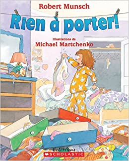 Rien a porter english and french edition robert n for Porte french to english