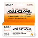 Acnomel Adult Acne Medication Cream - 1.3 Oz