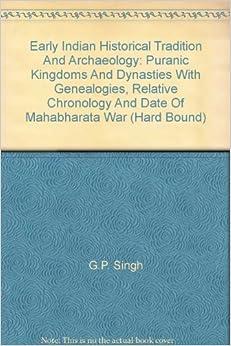 from Channing dating of mahabharata war