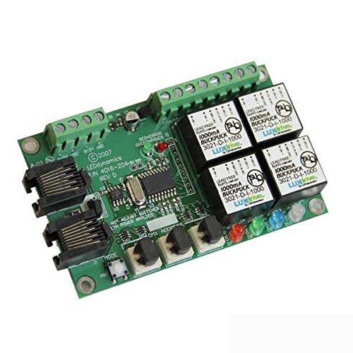 Luxdrive Quadpuck - 4 Channel Dmx Constant Current Controller