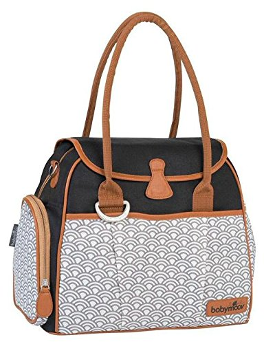 Babymoov Style Bag - Black - 1