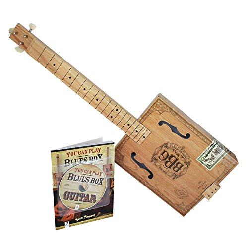 Electric Blues Box Slide Guitar Kit