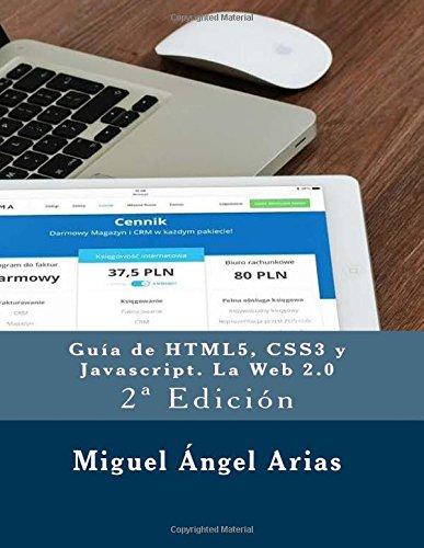 Guía de HTML5, CSS3 y Javascript. La Web 2.0: 2ª Edición