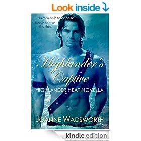 Highlander's Captive (Highlander Heat)