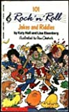 101 Rock and Roll Jokes and Riddles (0590443437) by Eisenberg, Lisa