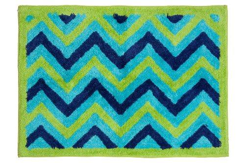 Pam Grace Creations Rug, Zigzag Elephant front-946330