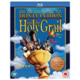 Monty Python and the Holy Grail [Blu-ray] [1975] [Region Free]by Graham Chapman