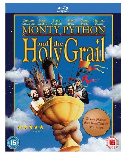 Monty Python And The Holy Grail [Edizione: Regno Unito]