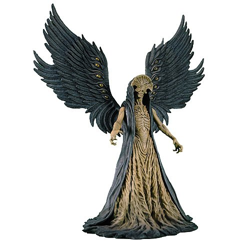 Picture of Mezco Hellboy 2 The Golden Army Angel Of Death Deluxe Figure Case Of 6 (B001LXQYBY) (Mezco Action Figures)