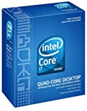 Intel i7-920 (Bloomfield) Quad Core Processor - 2.66 GHz, 8MB L3 Cache, 1333MHz FSB, Socket 1366, 45 nm, 3 Year Warranty, Retail Boxed