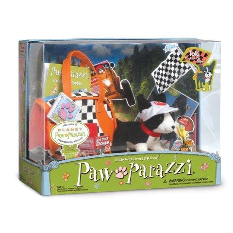 "Noodlehead Pawparazzi Pets - Toki The Pro Race Car Driver"" - 1"