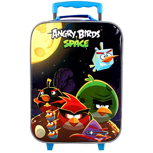 Angry Birds maleta del balanceo [Space]