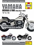 Phil Mather Yamaha XVS650 and 100 Dragstar/V-Star Service and Repair Manual: '97 to '05 (Haynes Service and Repair Manuals)