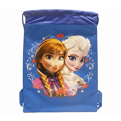 Disney Frozen Drawstring Backpack - Blue