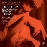 Bobby Scott Trio. Early Sessions 1954-1955. (Great Scott / Bobby Scott / Scott Free)
