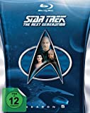 Star Trek - Next Generation/Season 5 [Blu-ray]