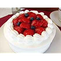 バースデーケーキ いちごショート お誕生日ケーキ バースデー 5号5~6人分