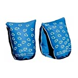 Boys Floatsafe Flotie Soft Fabric Armbands floatie Blue