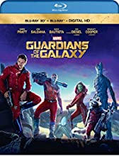 Guardians of the Galaxy (Blu-ray 3D + Blu-ray + Digital HD)