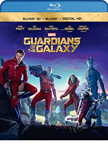 Marvel's Guardians of the Galaxy [Blu-ray]