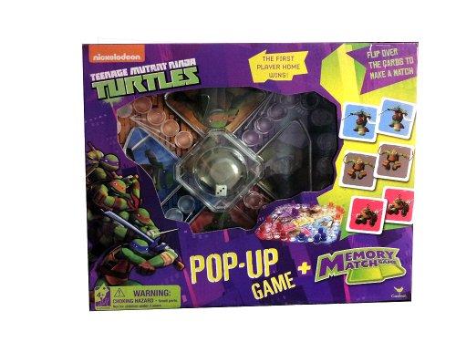 Nickelodeon Teenage Mutant Ninja Turtles Pop-up Game