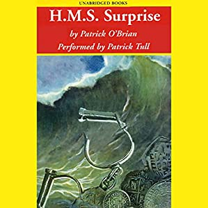 H.M.S. Surprise Audiobook