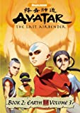 Avatar The Last Airbender - Book 2 Earth, Vol. 3 (Bilingual) [Import]