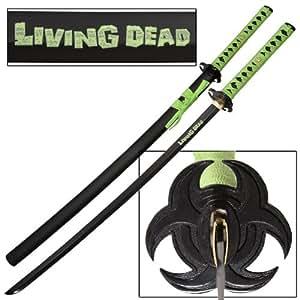 Living Dead Apocalypse Japanese Samurai Katana Sword