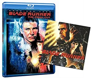 Blade Runner: The Final Cut + soundtrack CD [Blu-ray] [Import anglais]