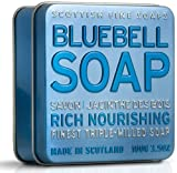 Scottish Fine Soaps Bluebell Soap 100g in Tin