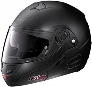 Nolan N90 Special Helmet (Black Graphite, XX-Large)
