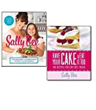 Sally Bee Sally Bee Healthy meals for all family Cookbook Set, (The Secret Ingredient: Family Cookbook and [Hardcover]Have your cake and eat it too)