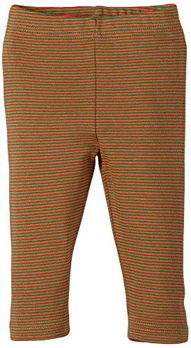 Lana Natural Wear Unisex - Baby Legging Kai, Gestreift, Gr. 80 (Herstellergröße: 74/80), Mehrfarbig (Ringel Hopp 1234)