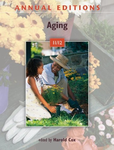 Annual Editions: Aging 11/12