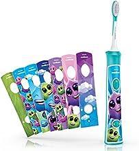 Comprar Philips Sonicare HX6322/04 - Cepillo de dientes eléctrico para niños