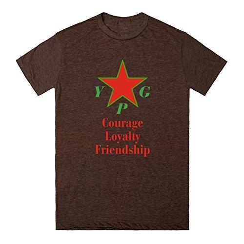 courage-loyalty-friendship-kurdistan-ypg-shirt-m-heathered-brown-t-shirt
