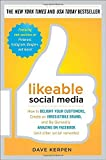 img - for Likeable Social Media: How to Delight Your Customers, Create an Irresistible Brand, and Be Generally Amazing on Facebook (And Other Social Networks) by Kerpen, Dave (1st (first) Edition) [Paperback(2011)] book / textbook / text book