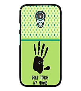 PrintDhaba Quote D-2756 Back Case Cover for MEIZU M1 NOTE (Multi-Coloured)